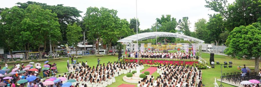 UPVTC holds 40th Commencement Exercises