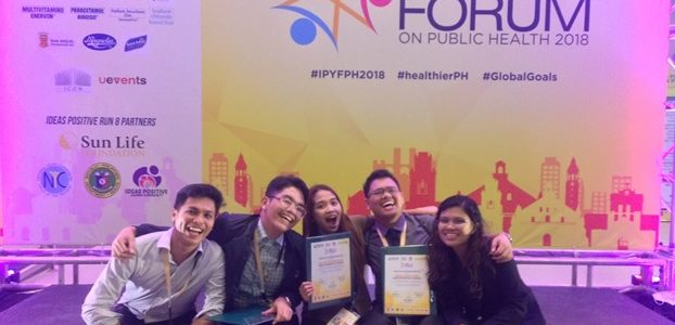 UP Tacloban Debater Clinches Best Speaker; Team Secures 2nd Place at Public Health Debates