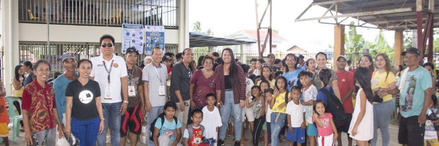 UPV Tacloban College's Public Service Operation at Brgy. 107, Sta. Elena, Tacloban City